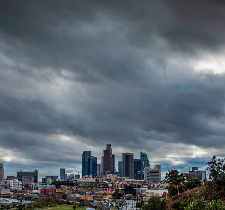 Vigorous Storm Brings Snow To La Suburb And Prompts Tornado Warning Near Phoenix The Washington Post Weekend Weather Weather Forecast Weather Predictions