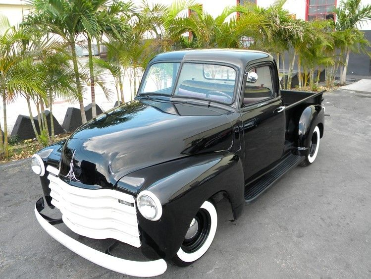 1953 Chevrolet Pick Up Truck Cheap Used Cars For Sale