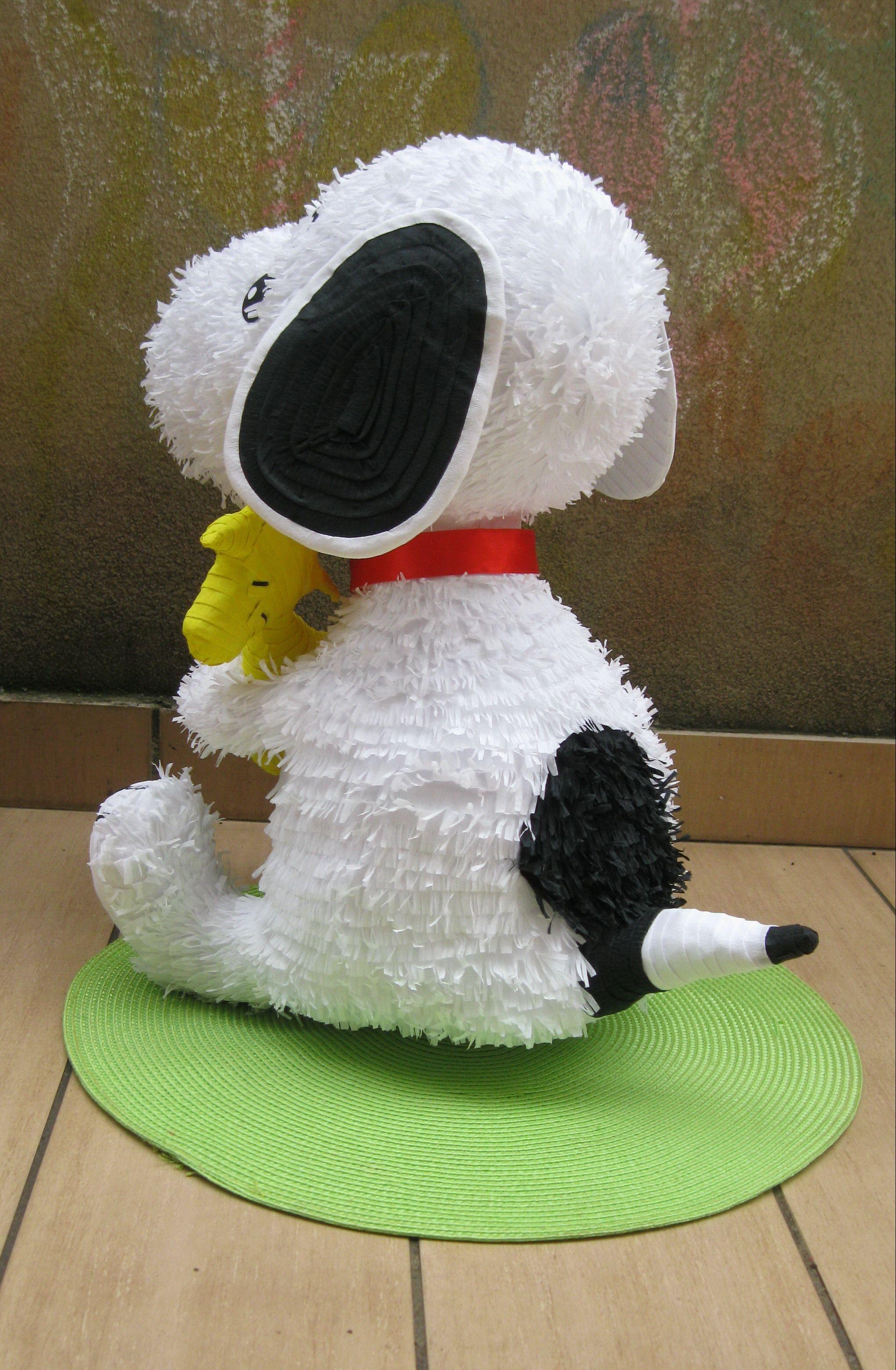 Snoopy Pinata Unine I Jelenine Pinjate Pinterest