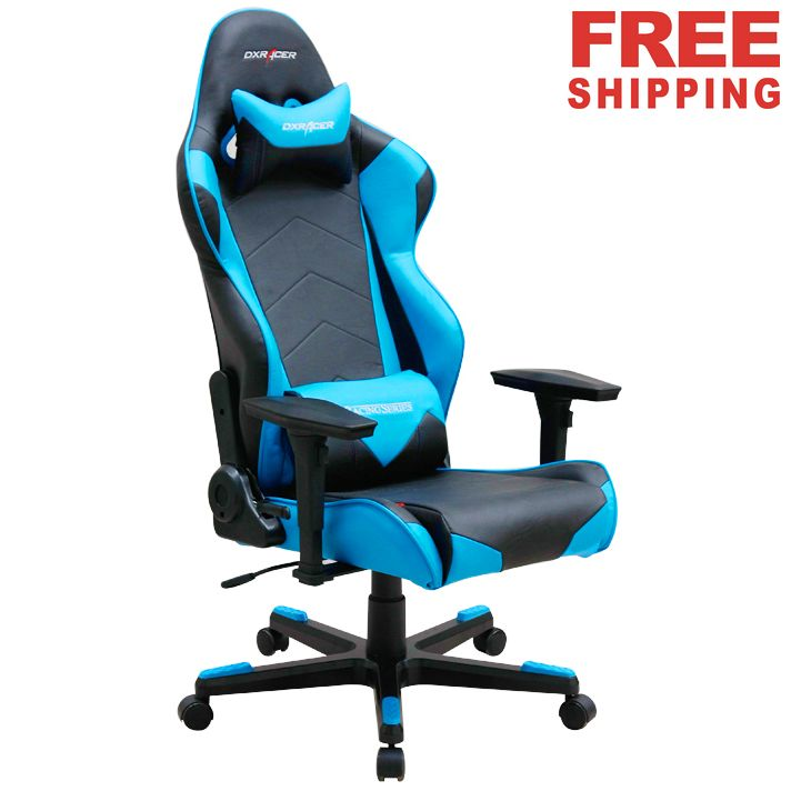 dxracer office chair oh rf0 nb gaming chair fnatic desk chair