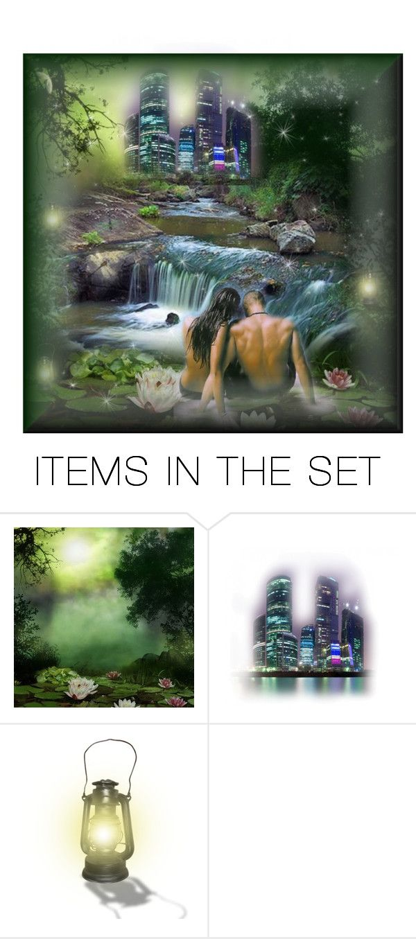 """Utopia"" by terry-tlc ❤ liked on Polyvore featuring art"