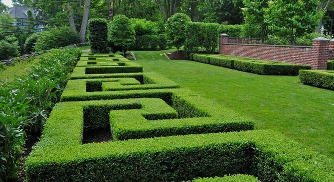2015 Attractive French Awesome Formal Garden Style U2013 Home Landscaping
