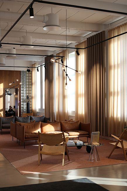 Atrium Ljungberg Projekt Koncept Atrium, Kontor