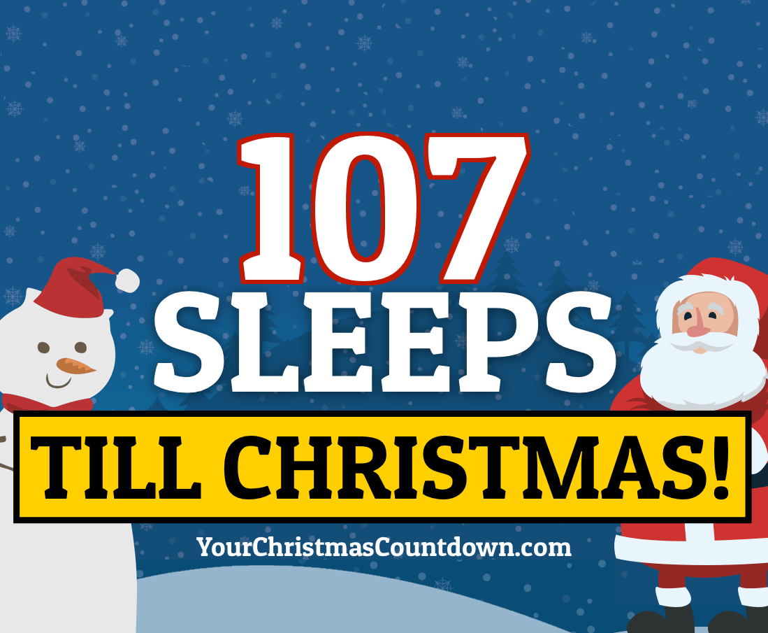 How many days left until Christmas 2018? Find out how many