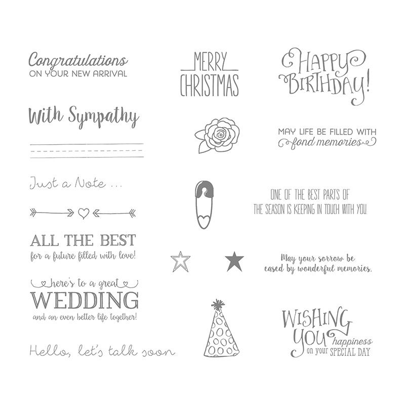 Better Together for GDP041 | Stamp set, Better together, Stampin up