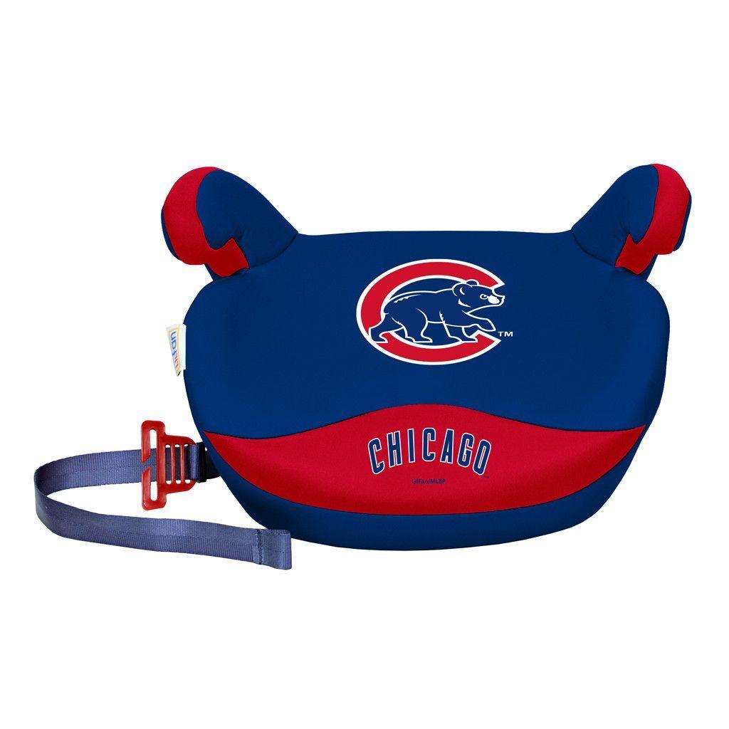 Chicago Cubs Slimline No Back Booster Seat