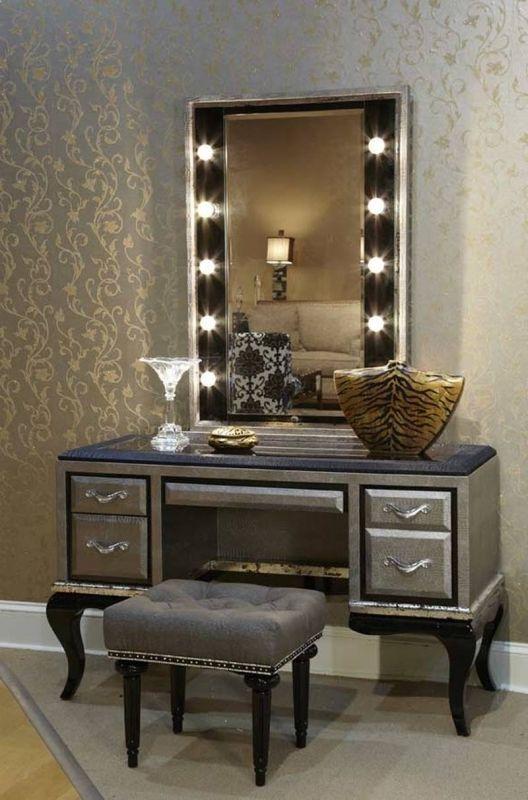 vanities for bedroom with lights k43  bedroom vanity set