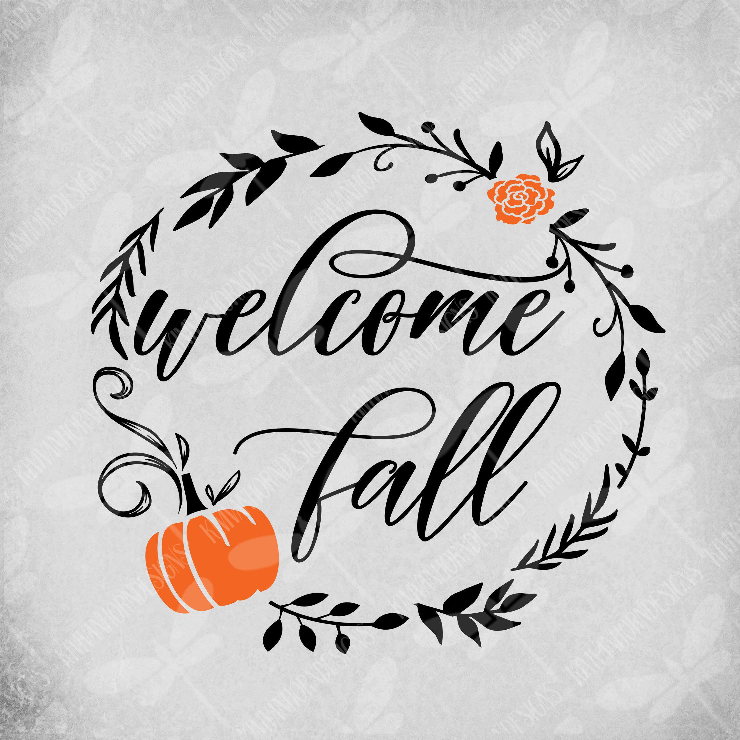 10 Fall SVG Files You Can Download for Free Svg file