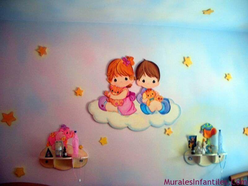 Resultado de imagen para murales para ni os cosas lindas pinterest ni os cosas lindas y lindo - Murales para ninos ...