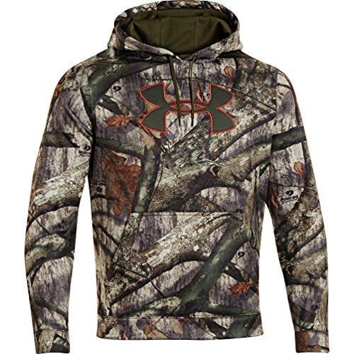 4xl under armour camo hoodie