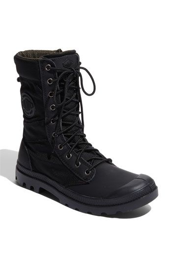 daab18f3c60 Palladium 'Pampa' Tactical Boot, for the fast ropers! | Boots are ...