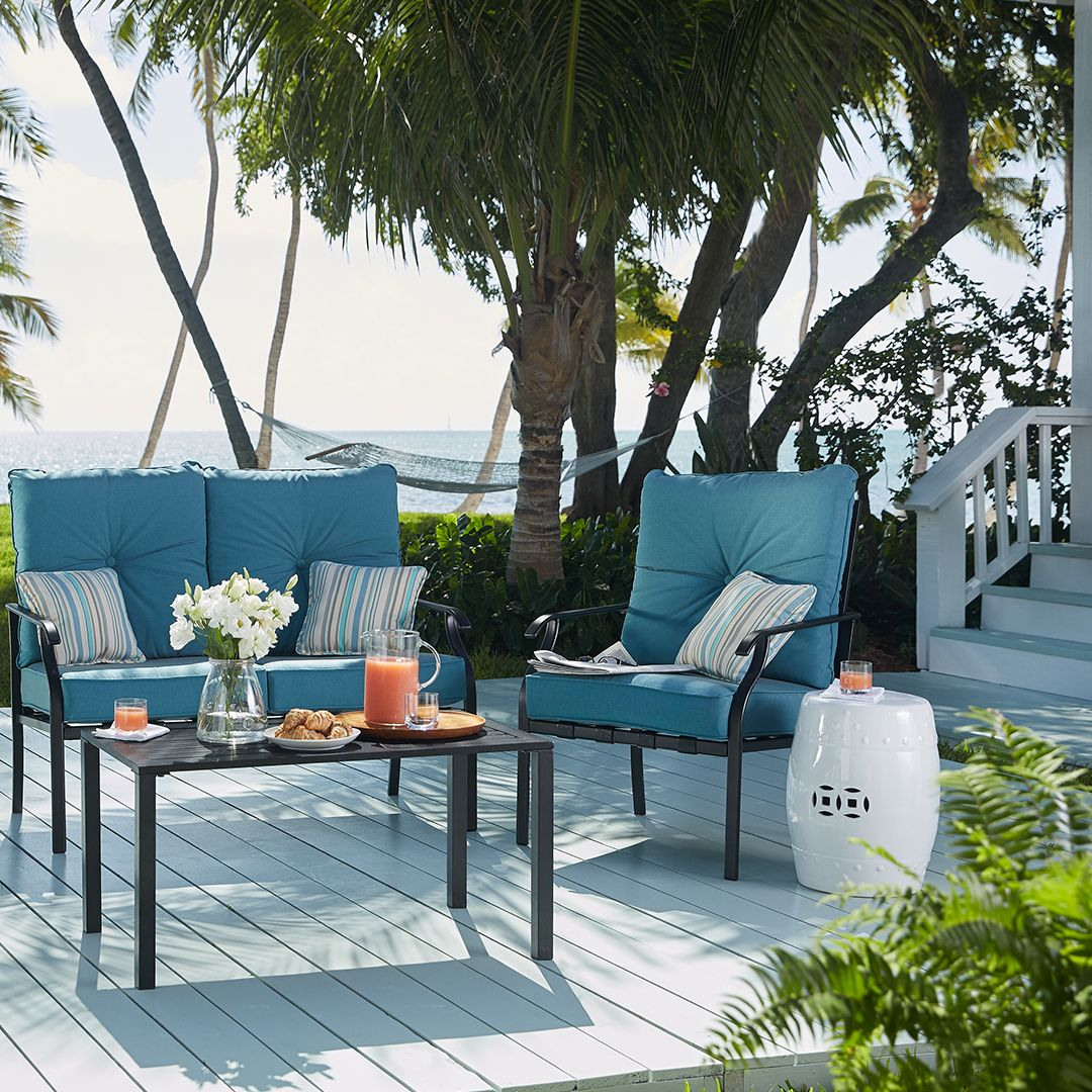 Sensational Create An Inviting Outdoor Seating Area With This Furniture Alphanode Cool Chair Designs And Ideas Alphanodeonline