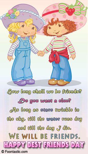 Friend S Day National Best Friend Day Friend Friendship Best Friendship Quotes