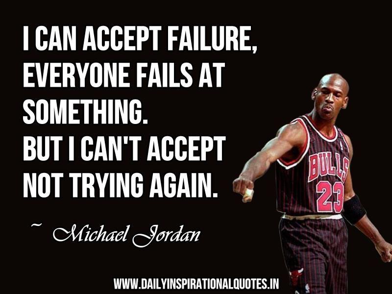 Best quote of all time. •Michael Jordan• Jordan quotes