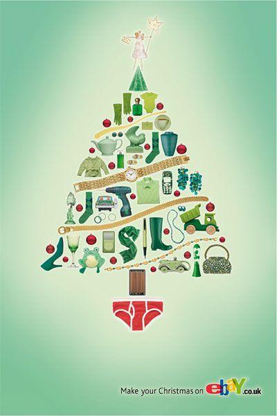 Resultado de imagen de ebay christmas | Campañas Navideñas ...