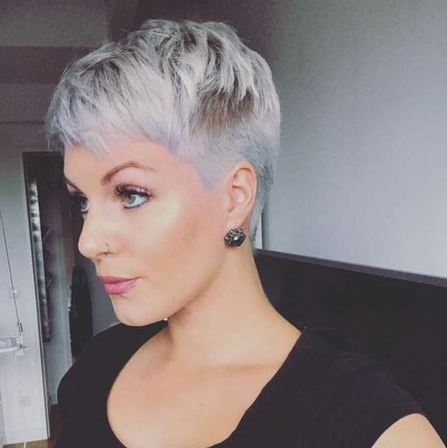15 inspirations of funky short pixie hairstyles | hair in