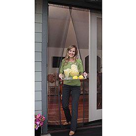 Bug Off Instant Screen Door For A Single Or Sliding Door 36 W X