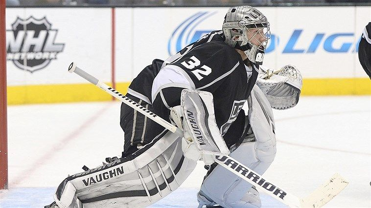 Jonathan Quick sets wins record, Kings blank Panthers 40