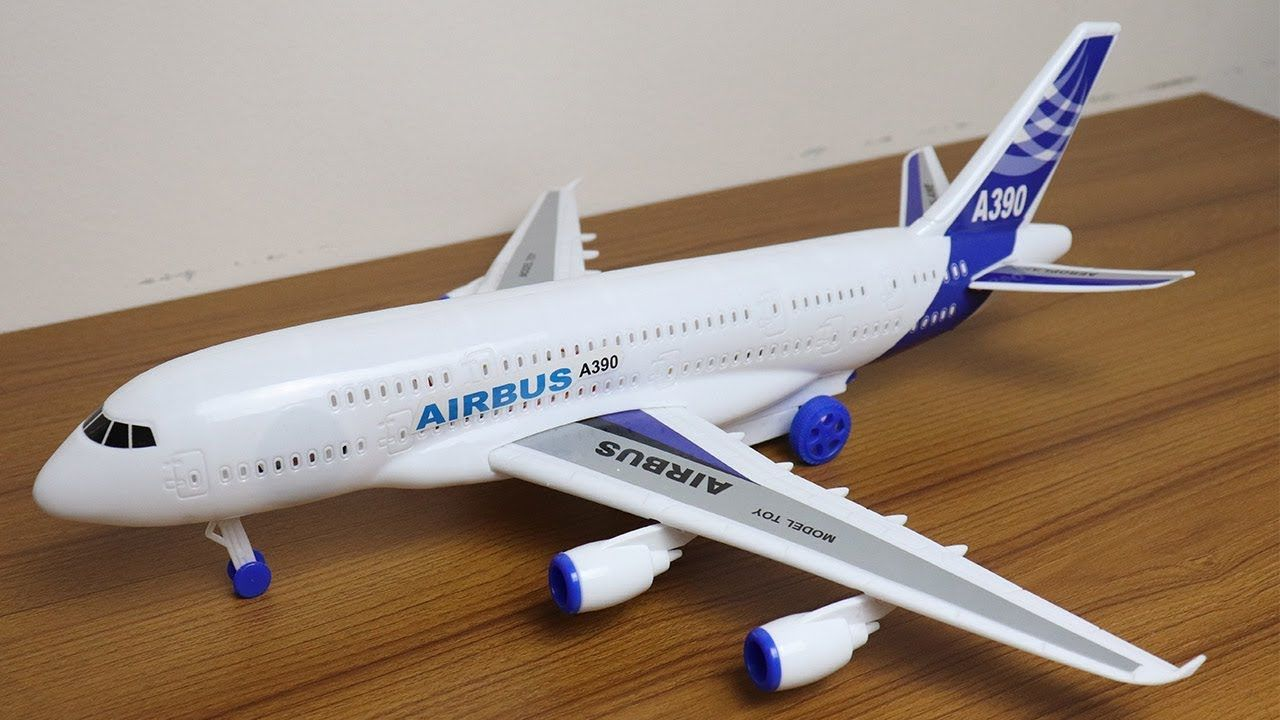 Airplane Toy For Kids Airbus A390 Airplane Toys Airplane Kids Kids Toys