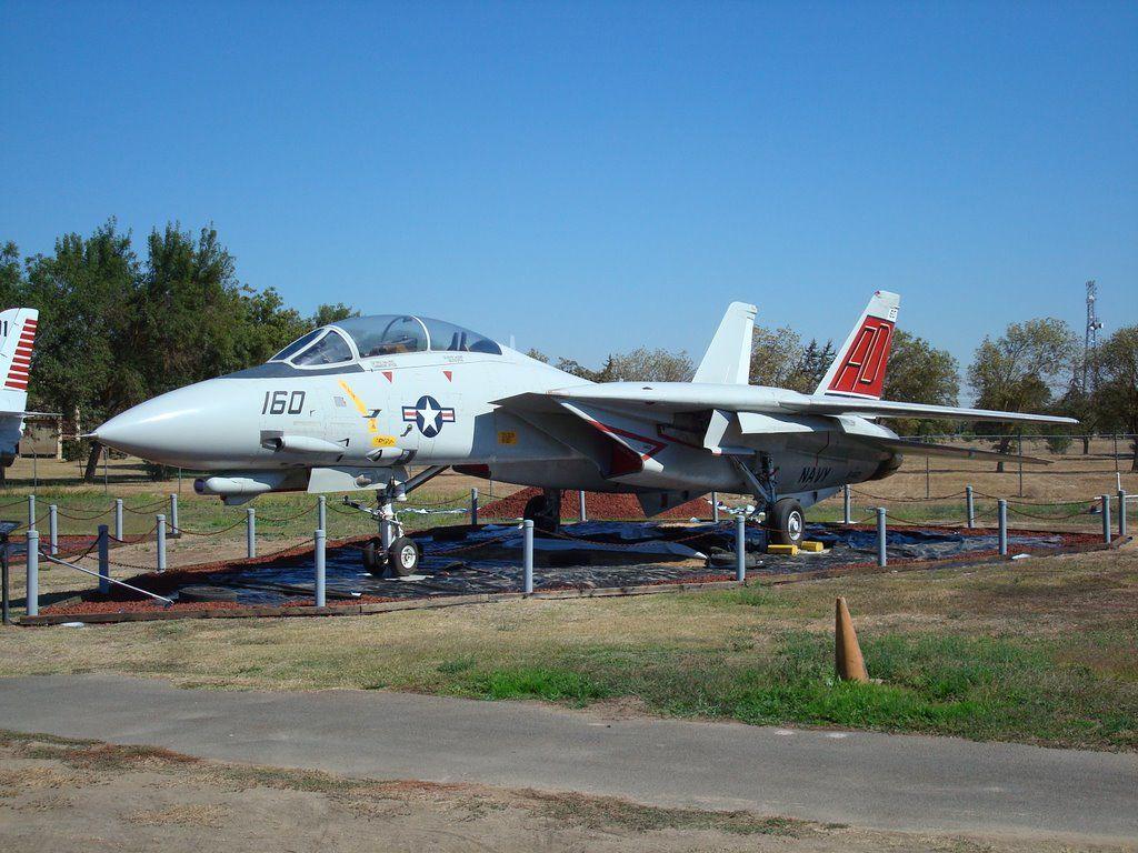 Grumman F14 Tomcat, Castle Air Museum, Atwater, CA