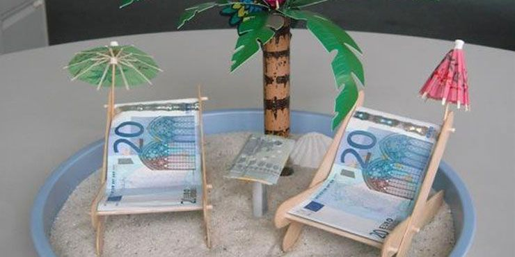 10 super ideen so originell kann man geld verschenken. Black Bedroom Furniture Sets. Home Design Ideas