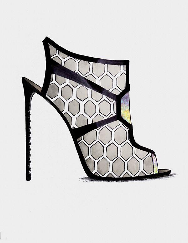 Guillaume Bergen Fashion Heel Heel Fashion Design able23 Zapatos 04bf89
