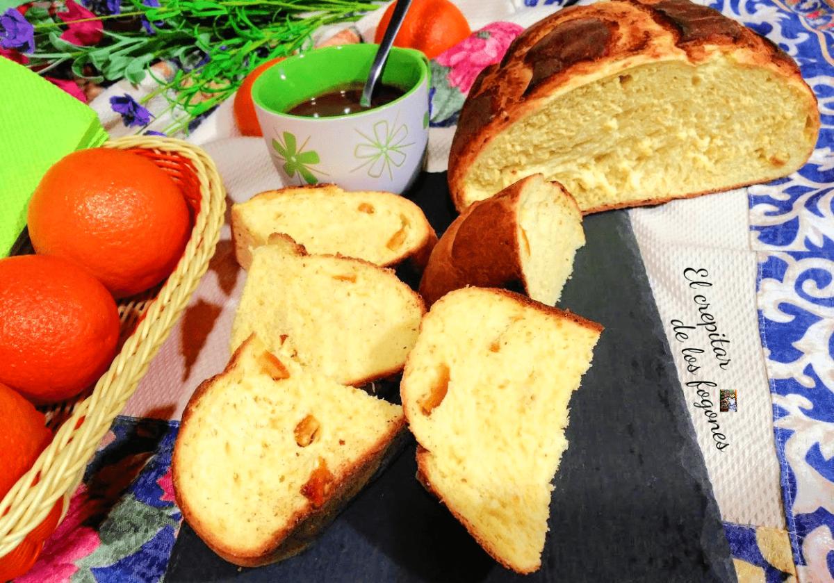Pan De Naranja En Bolsa De Asar Receta Express En 2021 Pan De Naranja Pan De Dulce Pan Dulce De Naranja