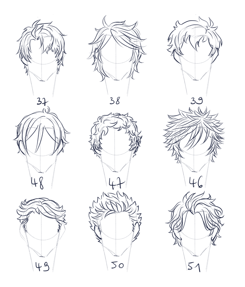 Anime Unlimited Photos From Anime Unlimited S Post Facebook Drawings Anime Drawings Tutorials Boy Hair Drawing