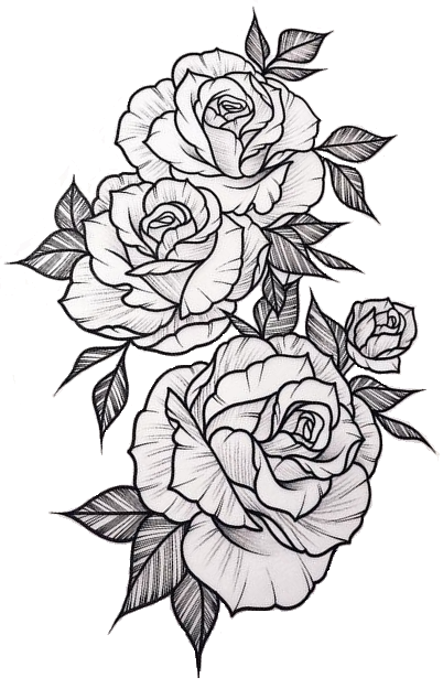 Pin By Thanh Trung On Tatoo Floral Tattoo Sleeve Rose Tattoo Sleeve Rose Drawing Tattoo