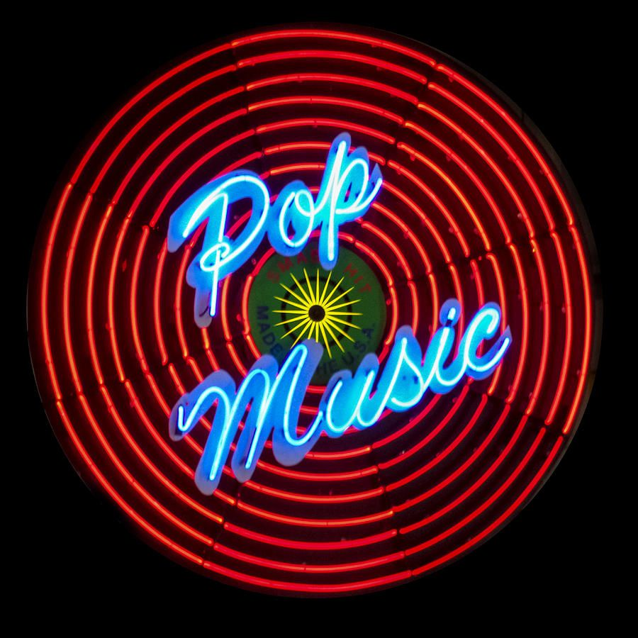 pop music Google Search Pop music, Neon signs, Neon