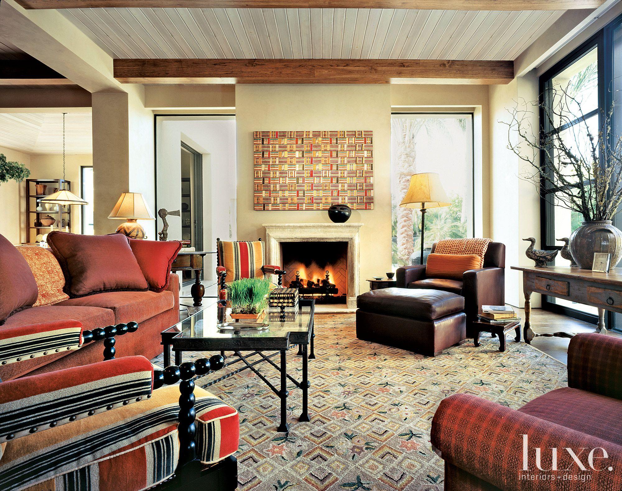 #Luxe Arizona - #Pattern Play | Interior design, Neutral ...