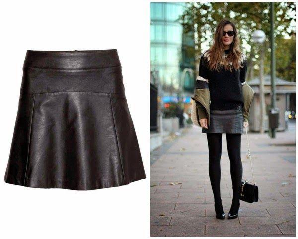 10 Faldas para invierno   Atte. Carmen