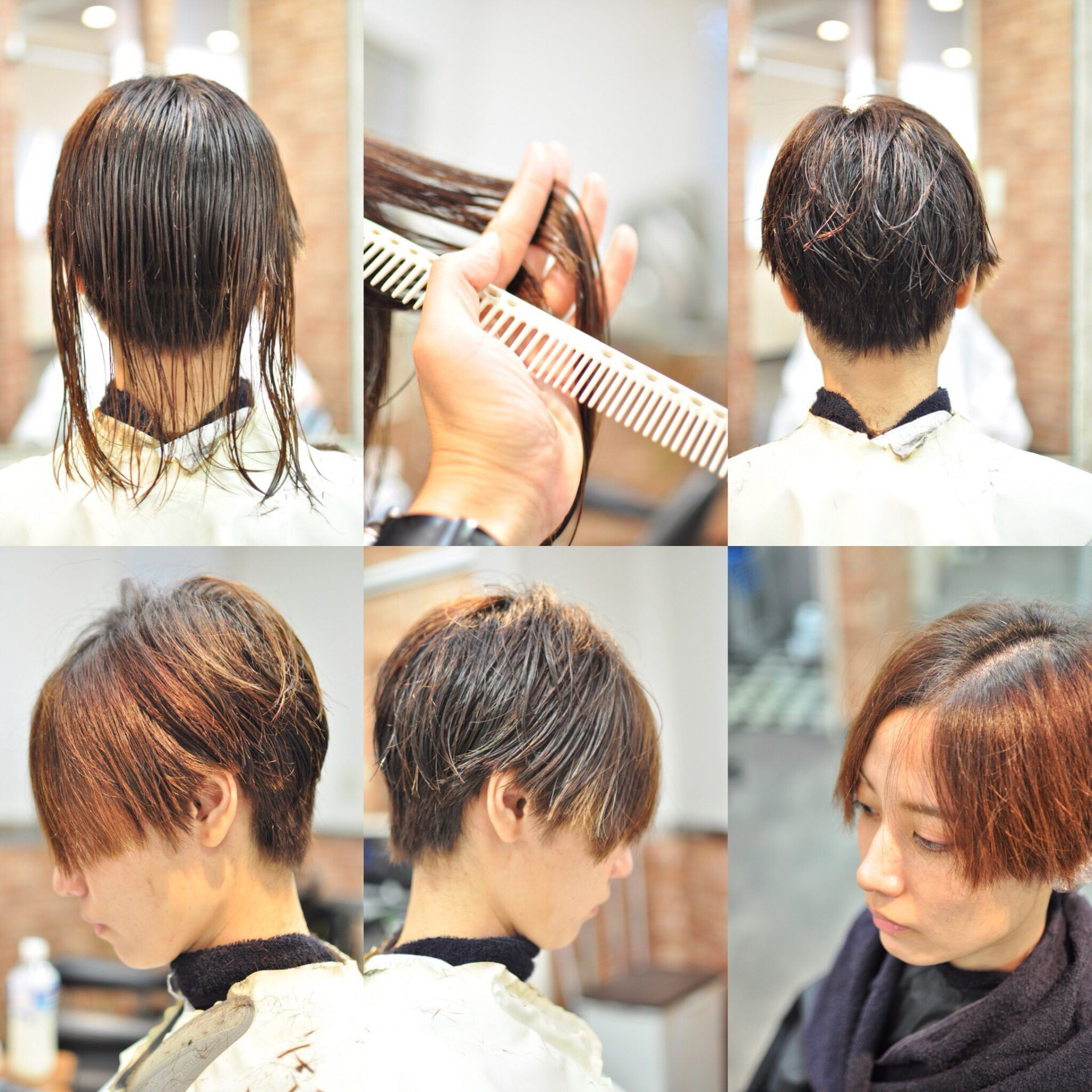 最新ショートヘア 比留川游の髪型インスタ見て切って見た パーフェクトオーダーマニュアル もう都内まで行かなくていい 千葉でおすすめな美容師 美容室 髪型 ハンサム