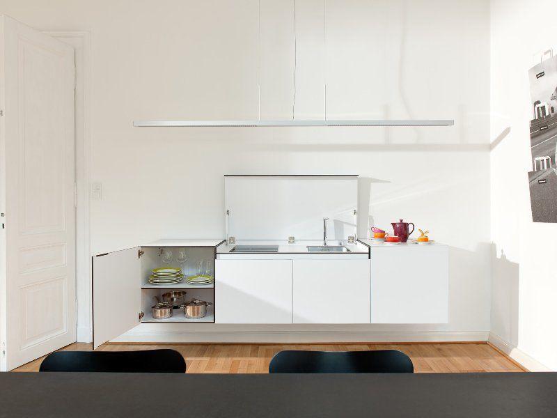 Cucina Miniki - Leggi l'articolo su www.designlover.it