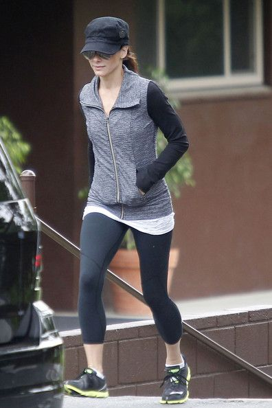 e173d326b13 Especially her exercise outfits!