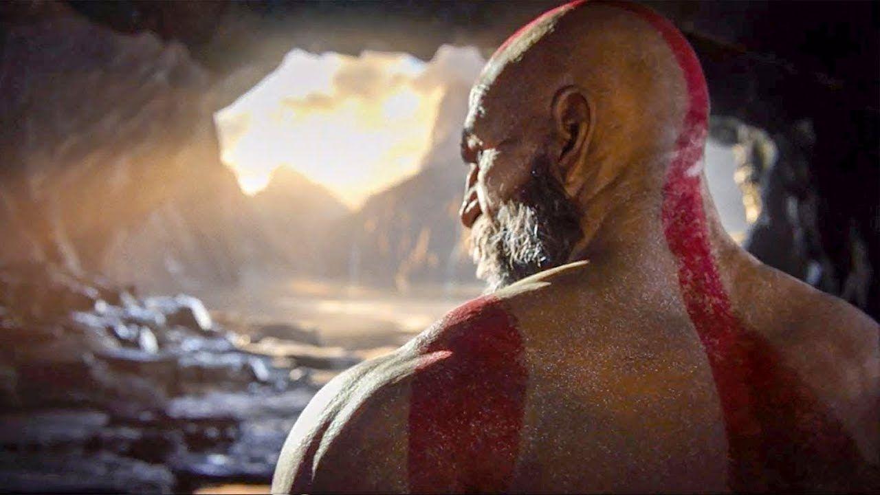 God Of War New Teaser Raising Kratos 4k Upscaled Trailer 20 God Of War Kratos God Of War Ancient Mythology
