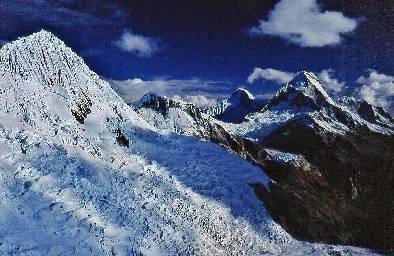 Cordillera Blanca Peru 1994 C. Bantlin