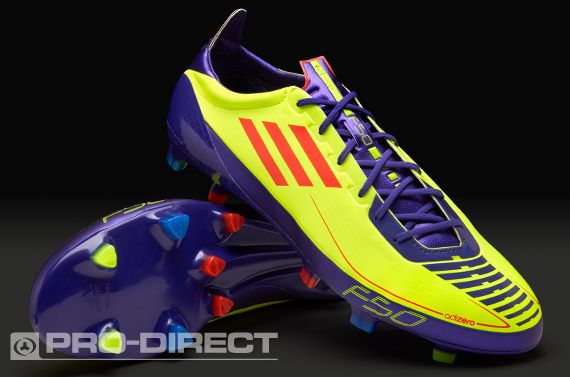 adidas Football Boots - adidas F50 adizero Prime FG - Firm Ground - Soccer  Cleats - Electricity-Infrared-Purple