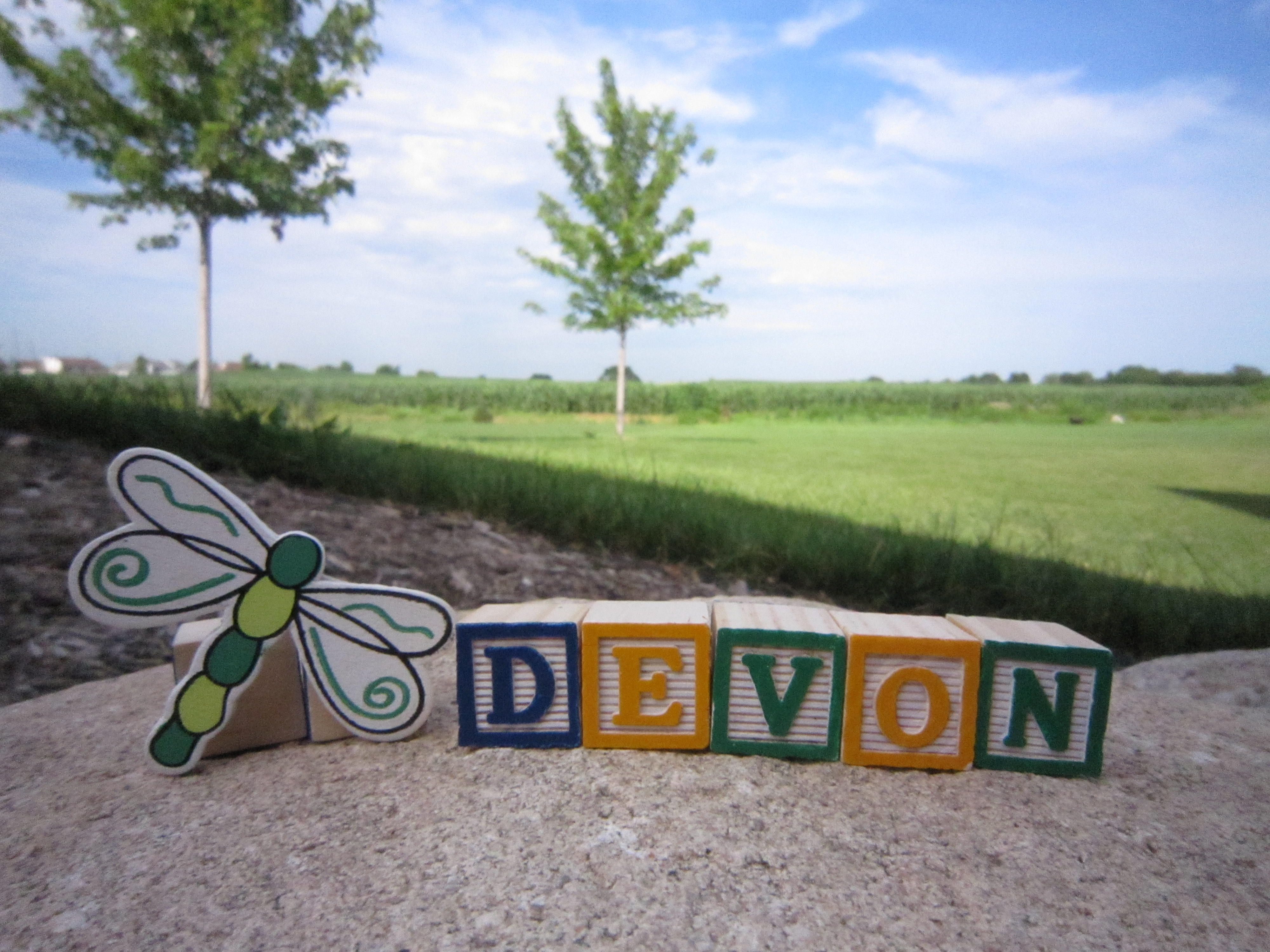 Nephew...Devon (With images)   Baby names, Baby angel, Devon