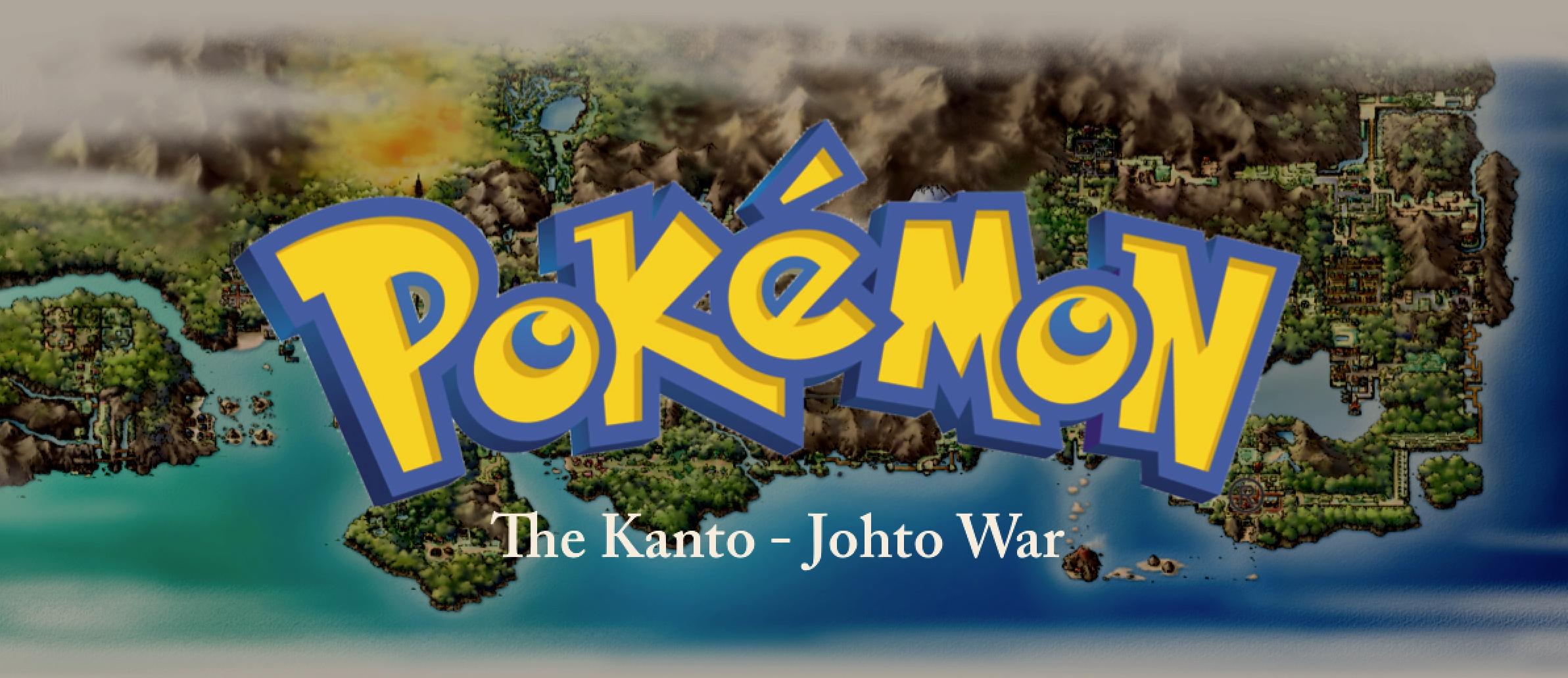 Poké-Theory: The Kanto/ Johto War Of Annexation | Pokemon ...
