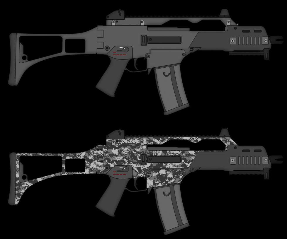 Hk G36 Assault Rifle