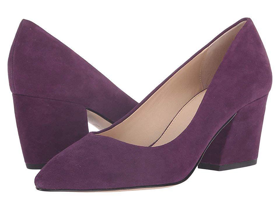 09439832f10 Botkier Stella Women's 1-2 inch heel Shoes Winter Purple   Products ...