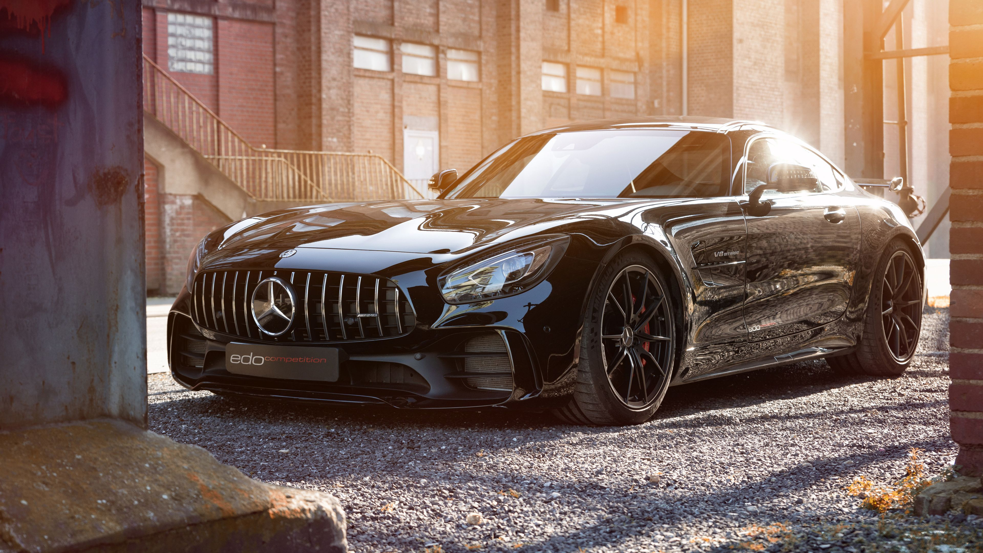 Edo Competition Mercedes Amg Gtr 2018 Mercedes Wallpapers Mercedes