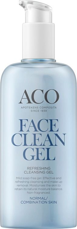 aco face cleansing gel