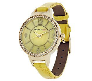 Let your watch do the talking...and the time telling! We <3  accents like these colorful Isaac #watches