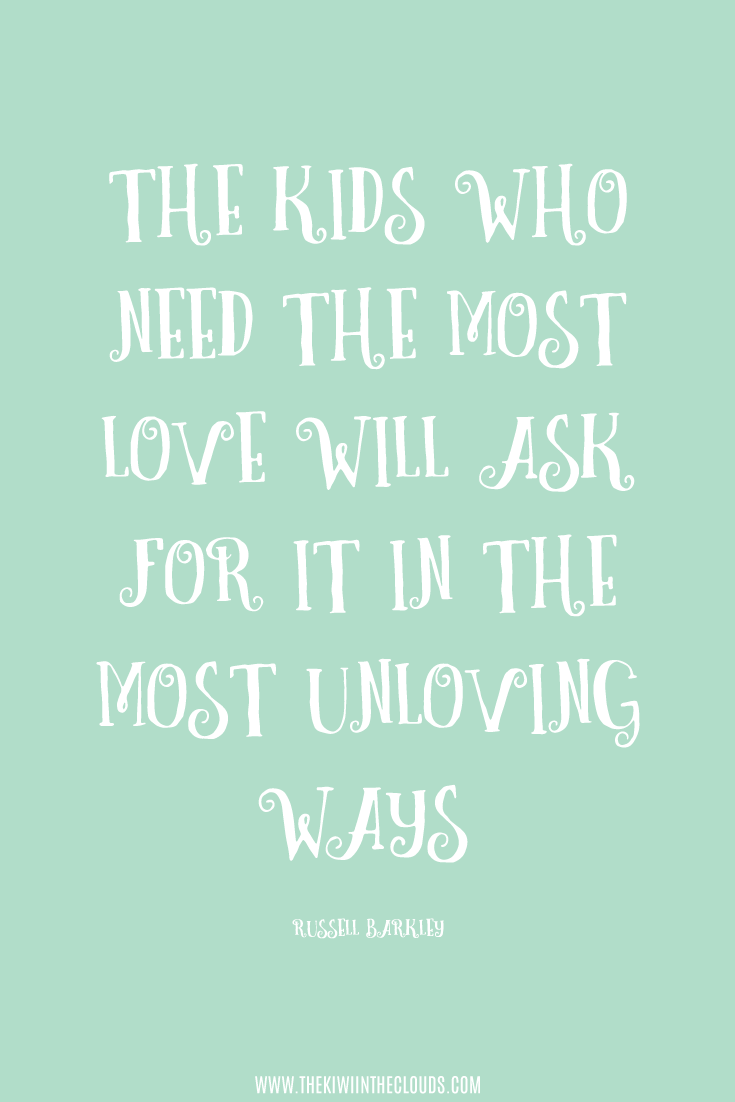 Need Love Quotes The Kids Who Need The Most Love Quote Printable  Free Printables