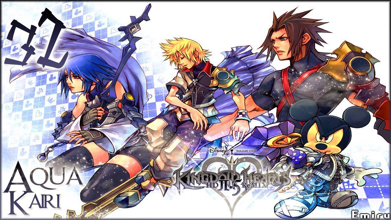 Kingdom Hearts Hd 2 5 Remix English Birth By Sleep Part 32
