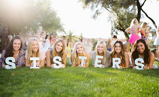 Greek Life, As Told By University Of Arizona Students | The Odyssey
