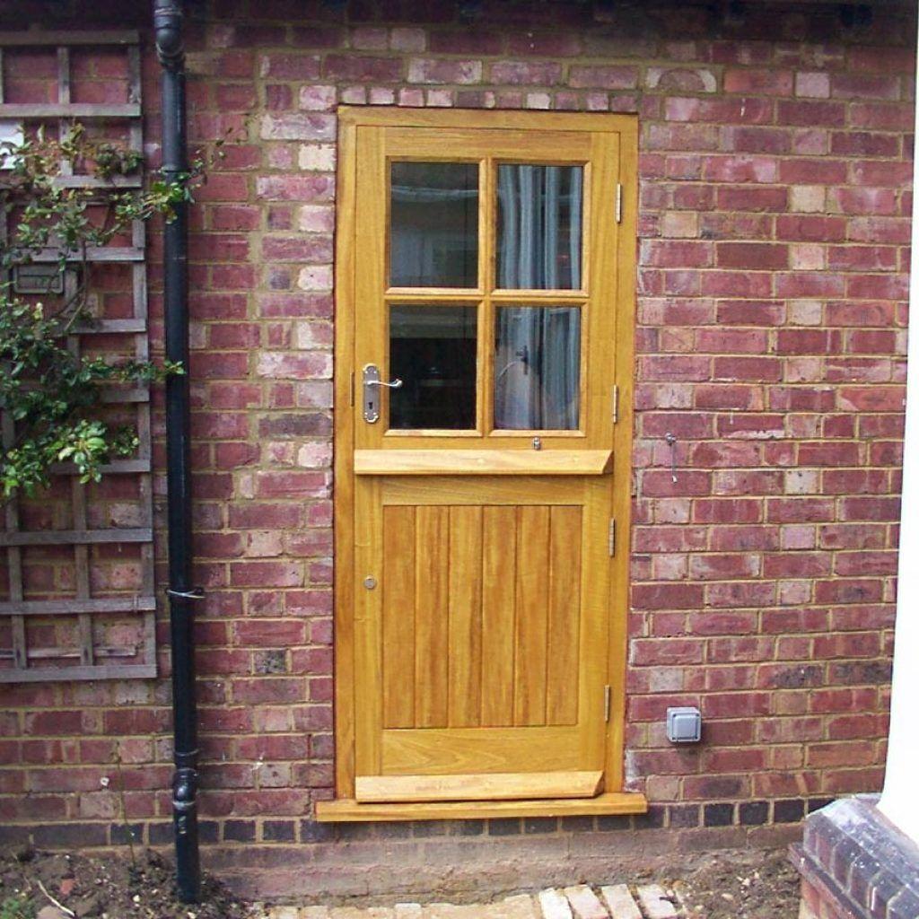 Outward Opening Exterior Stable Door Httpthefallguyediting