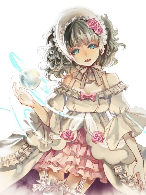 Pin On Anime Princesses